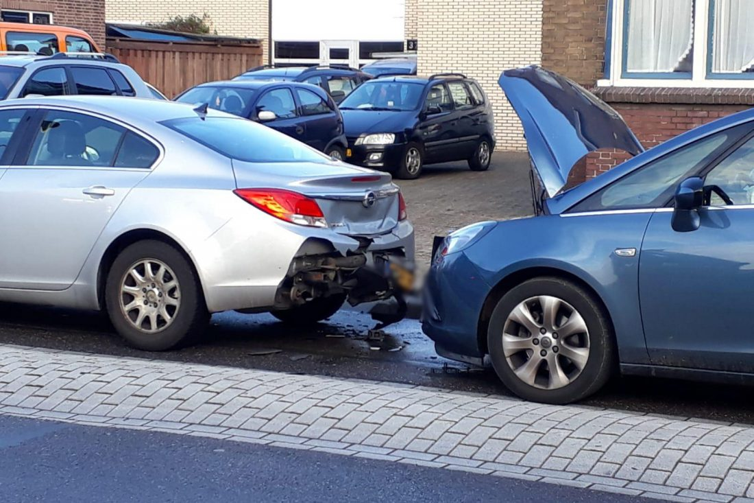 Ongeval 14 december 2018 Kerklaan