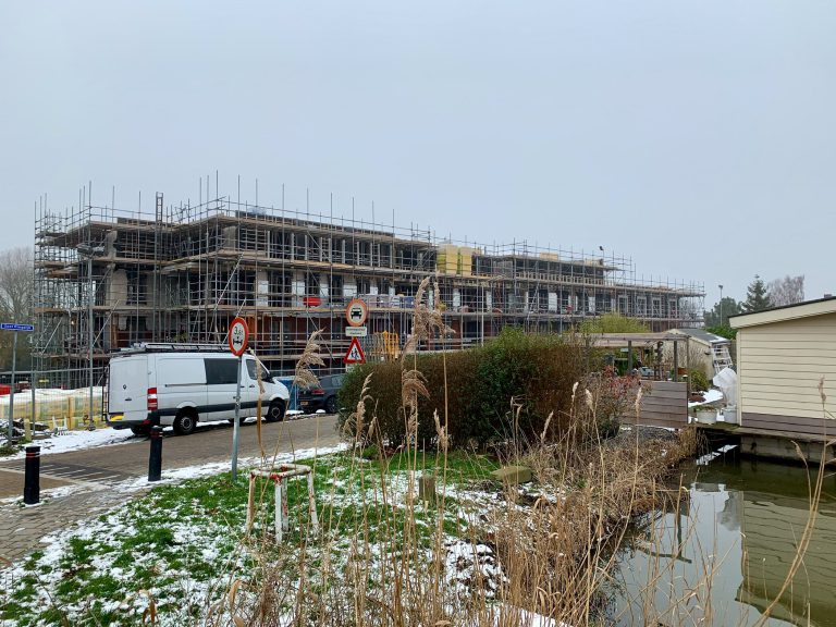 Nieuwbouw appartementen Middelweg