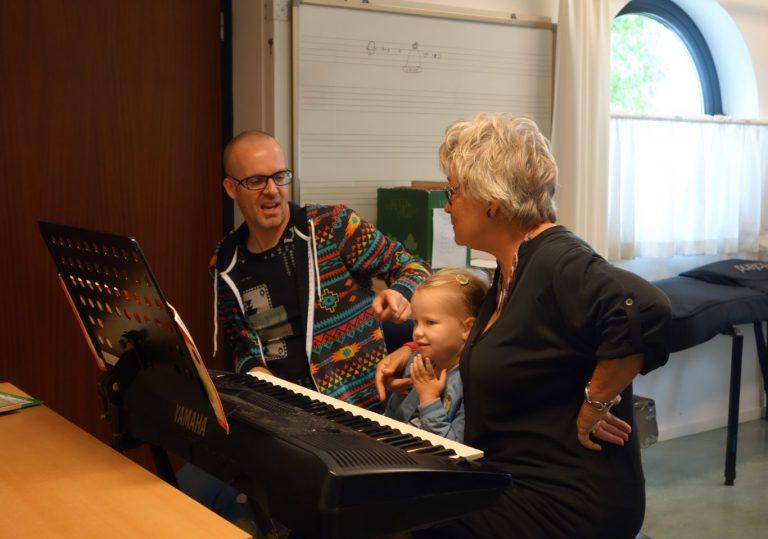 Open Huis Muziekschool Nieuwerkerk aan den IJssel