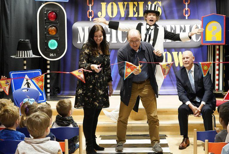 Groot jubileumfeest én opening bij Keijzerschool in Moerkapelle