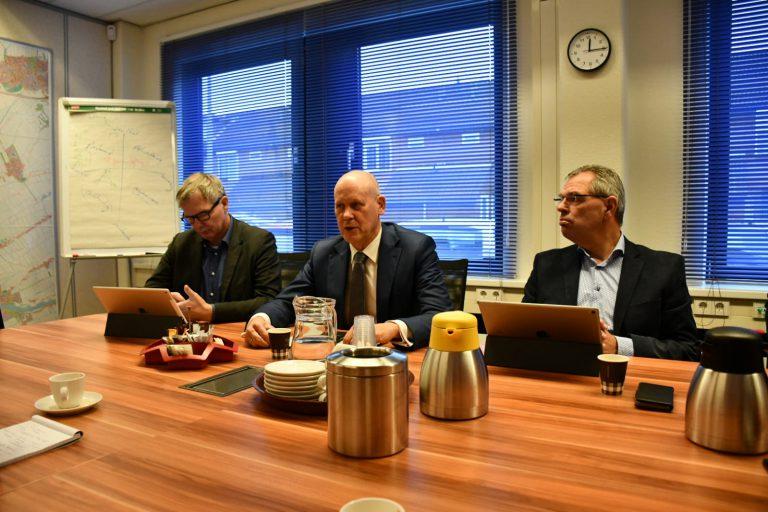 Wethouder Hordijk : situatie Vestia is erg zorgelijk
