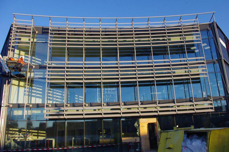 Nieuwbouw gemeentehuis Zuidplas januari 2019