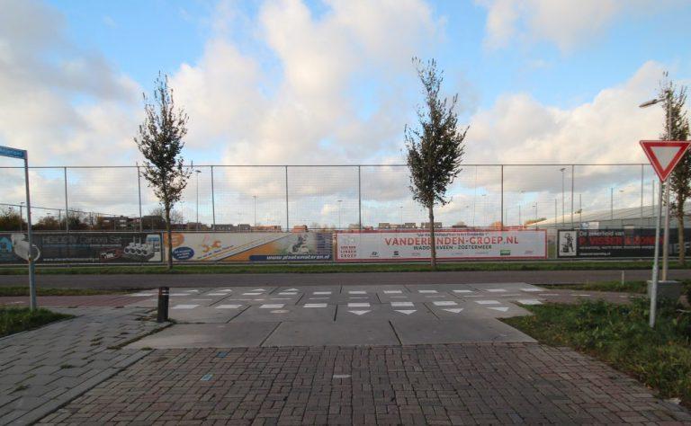 Aanpassingen aan Noordelijke Dwarsweg in Zevenhuizen voor veiliger fietsverkeer