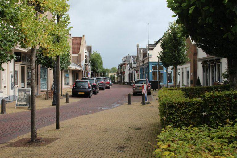 Blauwe Zone ingesteld in oude dorp Nieuwerkerk aan den IJssel