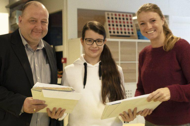 Groep 8 leerlingen van het Reigerbos willen sportieve, humorvolle en aardige burgemeester voor Zuidplas