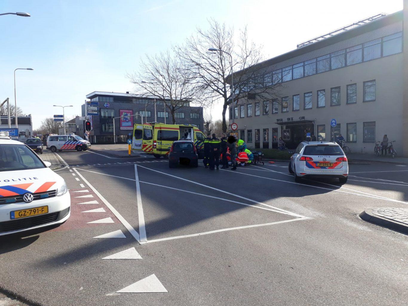 Ongeval Kerklaan 12 februari