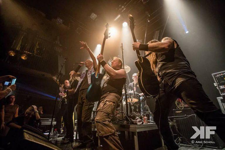 IJzeren maagden brengen ode aan Iron Maiden in 't Blok