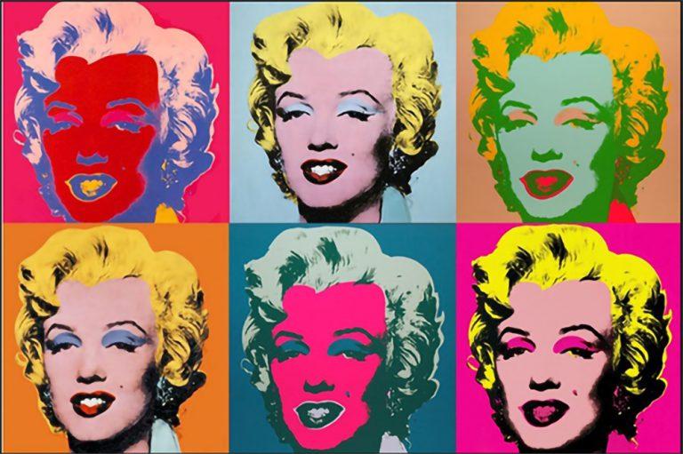 Lezing over Andy Warhol in pub van Swanla