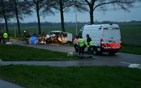 ongeval Tweemanspolder 2 maart 2019