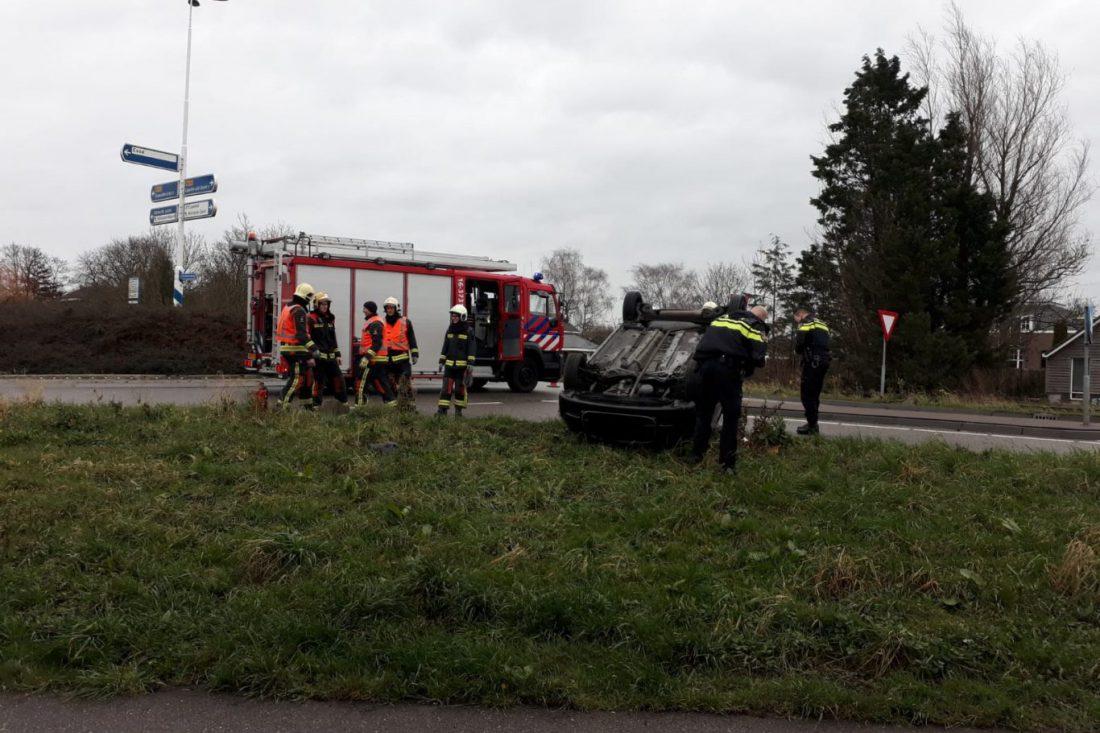 Ongeval N219 Nieuwerkerk