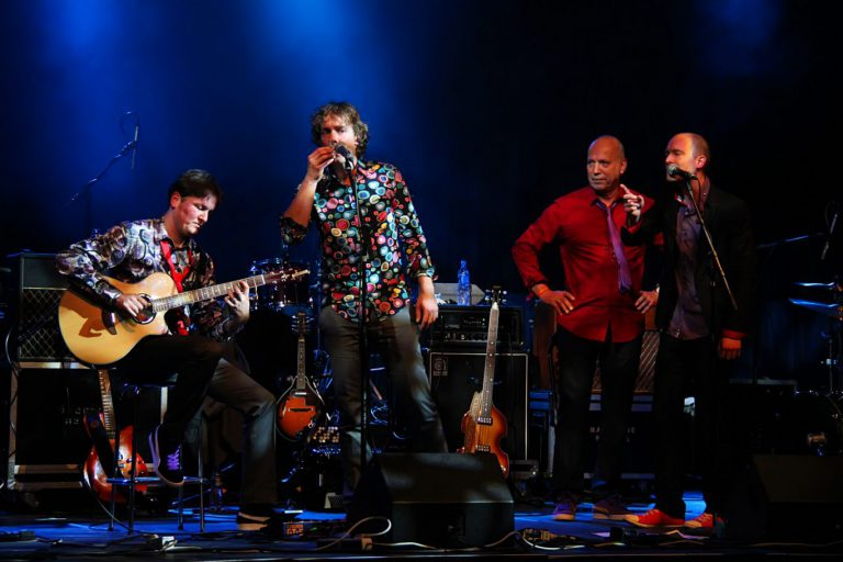 """The Beatles with a twist"" in Cultuurhuys De Kroon"