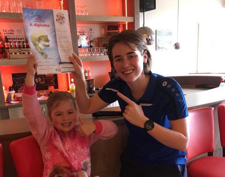 Bijzondere talenten zwemmen bij Sportstichting Zuidplas in Moordrecht