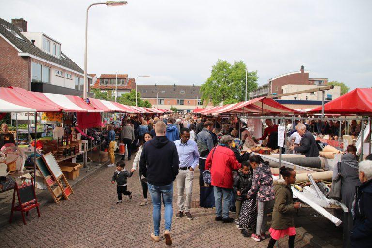 Rommelmarkt Nieuwerkerk levert 45.000€ op voor goede doelen