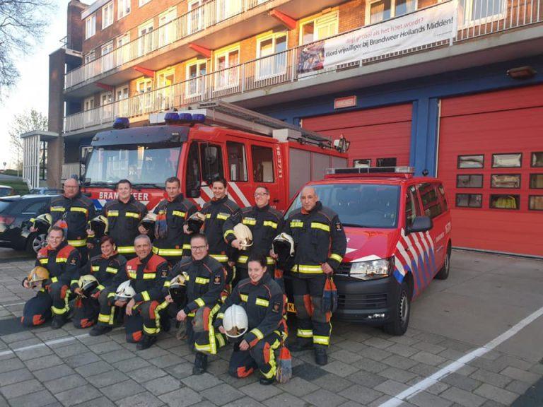 Brandweer Nieuwerkerk houdt informatie bijeenkomsten voor werving nieuwe vrijwilligers