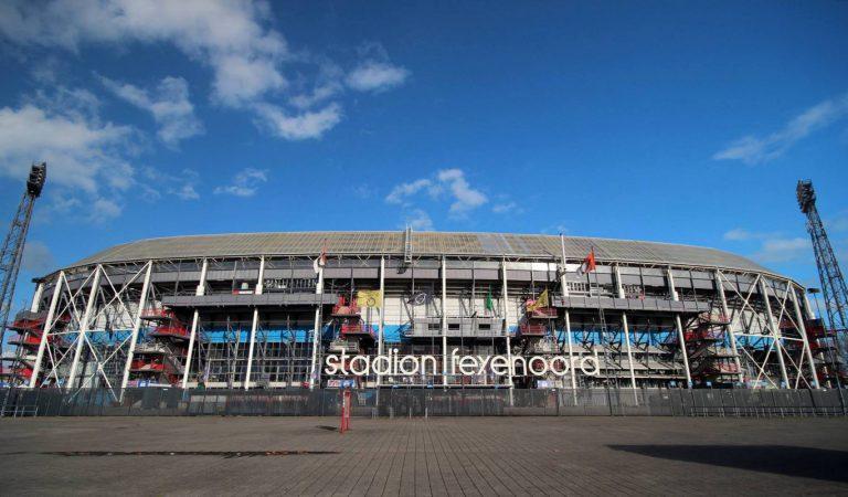 Naar Feyenoord met de Zonnebloem