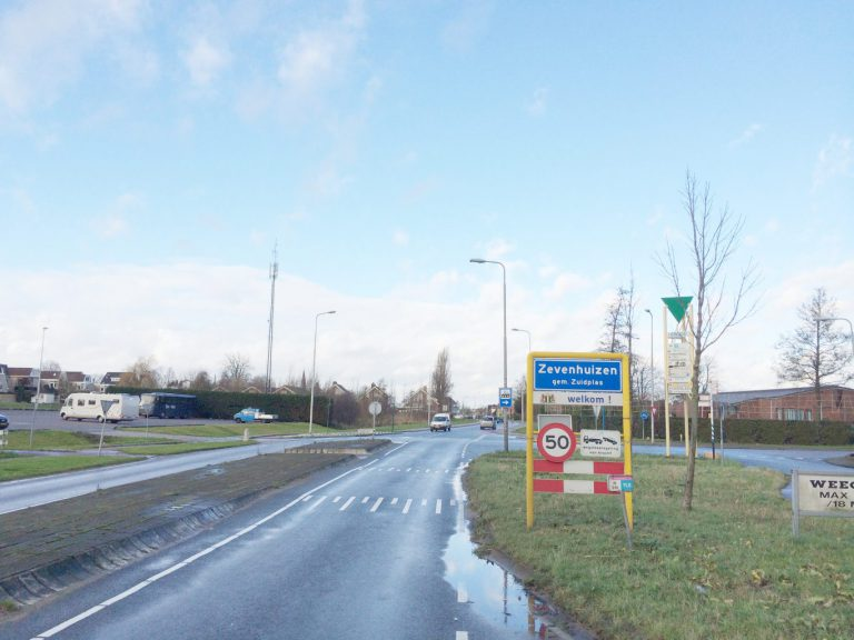 Plan voor nieuwe fietsroute naar tijdelijke school valt verkeerd in Zevenhuizen