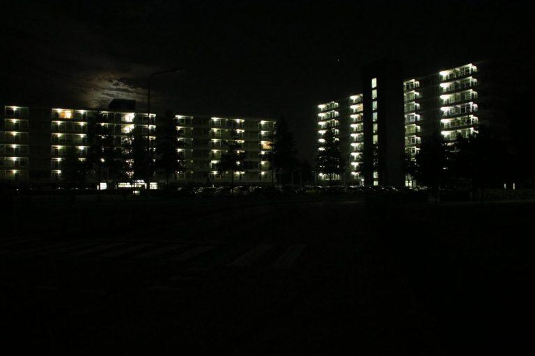 Wederom grote storing van openbare verlichting in Dorrestein