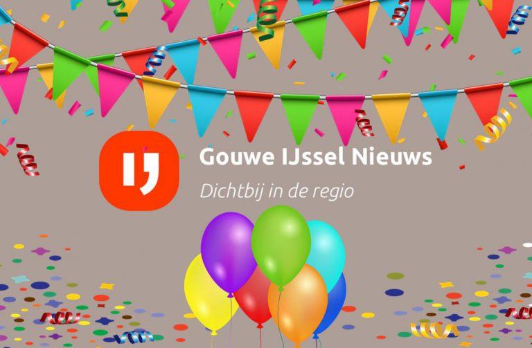 Gouwe IJssel Nieuws viert tweede verjaardag met ruim één miljoen bezoeken