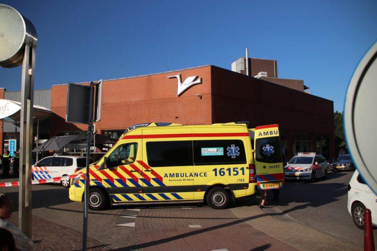 Gewonden bij reanimatie in brasserie Reigerhof in Nieuwerkerk aan den IJssel (update)