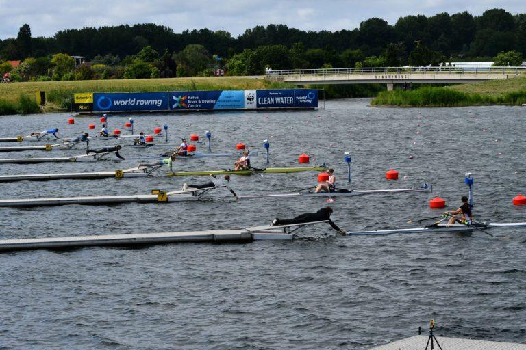 World Rowing Cup 2019: Nog één dag te zien in Zuidplas