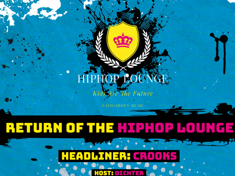 Hiphop Lounge in 't Blok