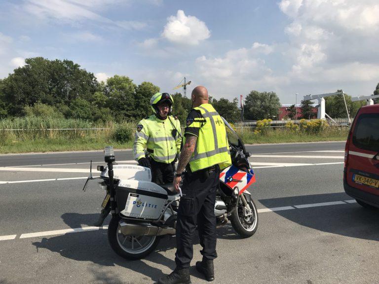 Aanrijding Schielandweg Nieuwerkerk: nauwelijks schade, wel letsel
