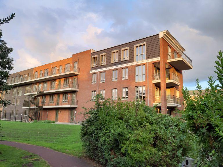 Nieuw wooncomplex De Rank Moordrecht