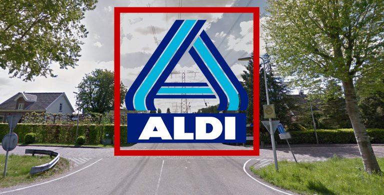 Gemeente geeft Aldi vergunning af voor vestiging aan Hoofdweg Nieuwerkerk