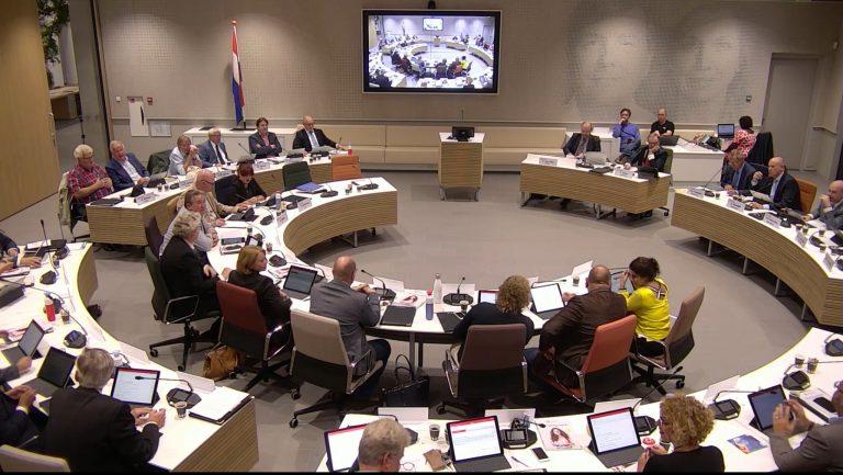 RaadZuidplas in actie in nieuwe Raadszaal