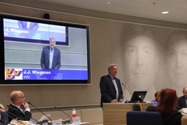 Wiegman(VVD) krijgt zin met discussieavond over de  eenduidigheid van verkeerssituaties