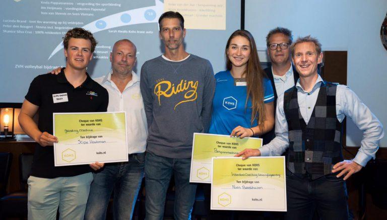 Stichting KOHS uit Zevenhuizen verbindt topsport en bedrijfsleven