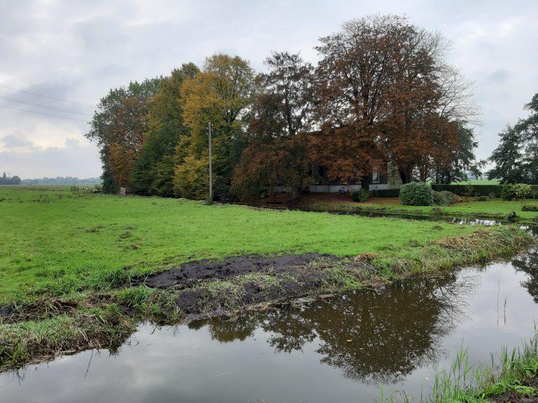 Herfst in de polder van Moordrecht