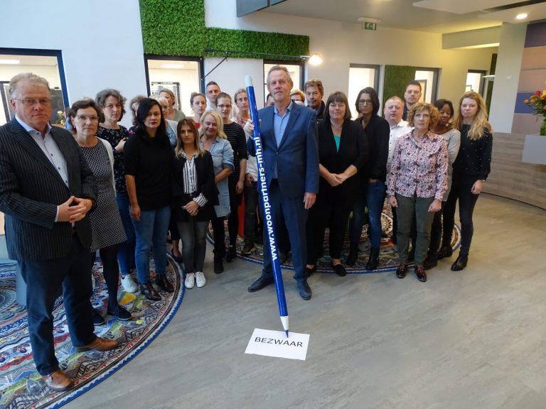 Woonpartners Midden Holland wil  verhuurdersheffing terug van belasting