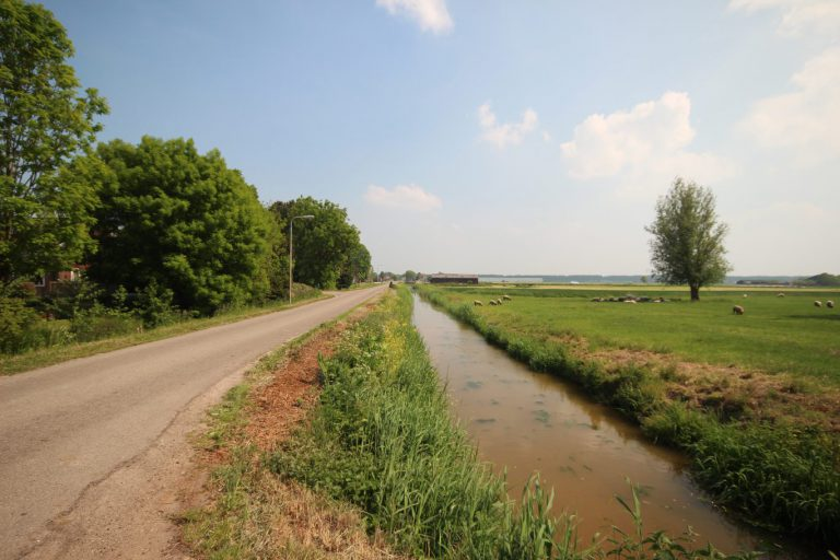Knibbelweg wordt geen ontsluitingsweg voor Koningskwartier in Zevenhuizen