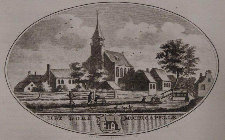 Lezing over Moerkapelle en Zevenhuizen in de 18e eeuw in Dorpshuis Op Moer