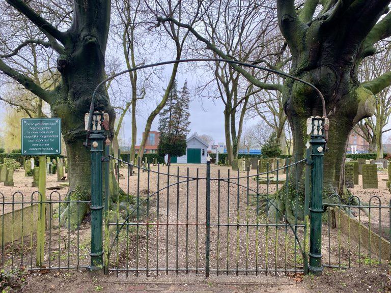 Hek van Oude Begraafplaats
