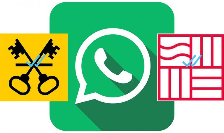 Zuidplas en Waddinxveen blijven meldingen ontvangen op Whatsapp