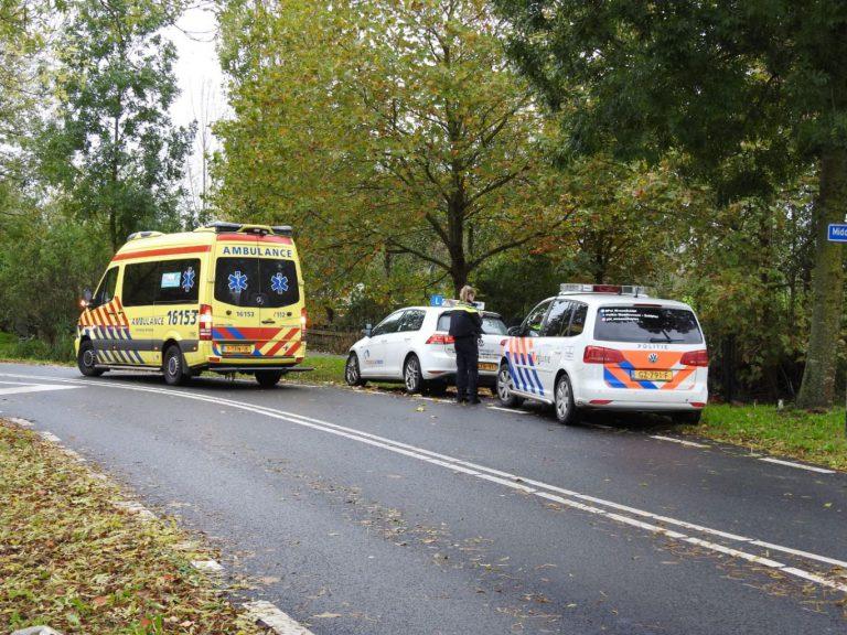 Brandweerman crasht onderweg naar kazerne