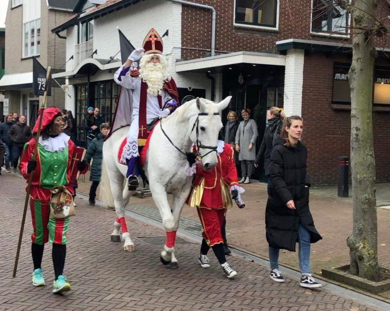 Sinterklaas feestelijk ontvangen in de Zuidplas dorpen