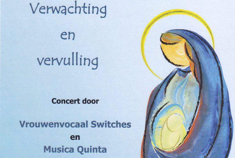Concert 'Verwachting en Vervulling' in Waddinxveen en Moordrecht