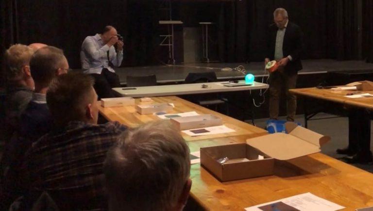 Zuidplas krijgt sensoren om luchtkwaliteit te meten