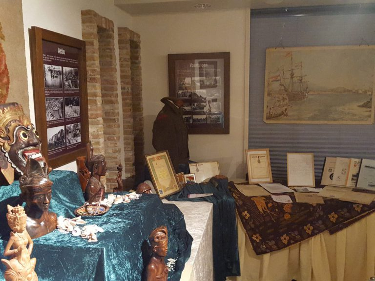Tentoonstelling 'Moordrechtse Indiëgangers, om niet te vergeten' zaterdag open