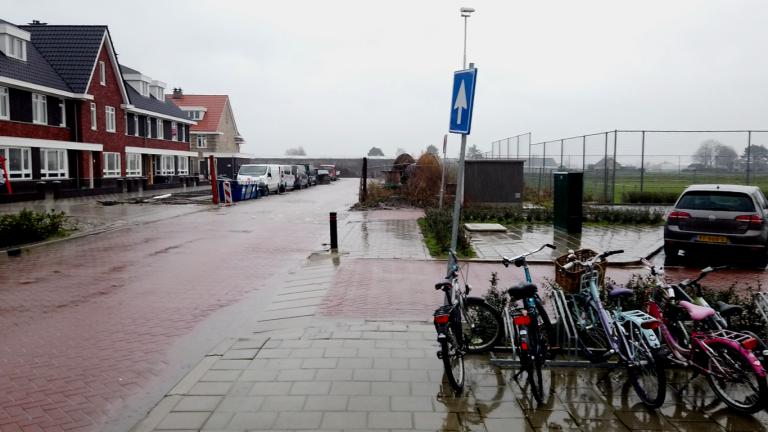 Peter Molenaar (ChristenUnie/SGP) maakt zich zorgen om verkeer in Moerkapelse Jonge Veenen
