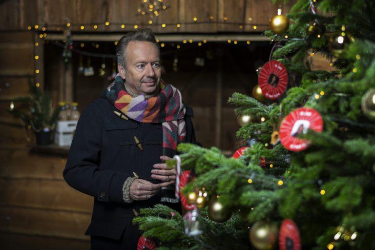 Warme Kerst in de bibliotheek met Joris' Kerstboom
