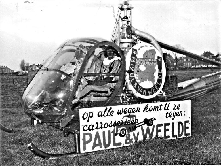 Sinterklaas 1954