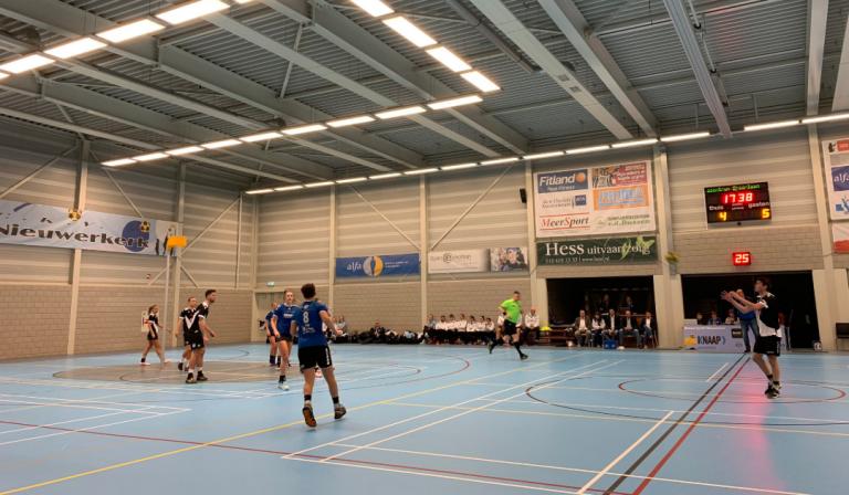 Nieuwerkerk oppermachtig in derby tegen KCC