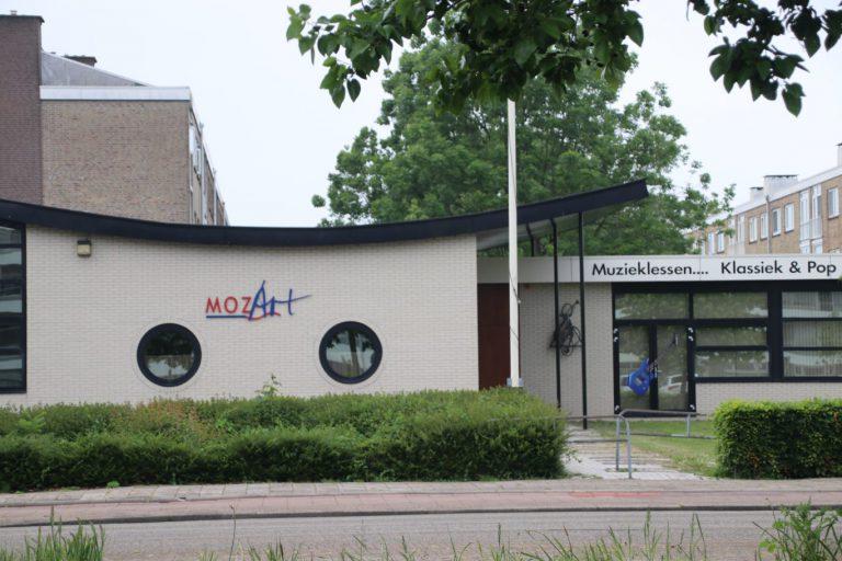 Getuigen gezocht van inbraak Nieuwerkerkse Muziekschool