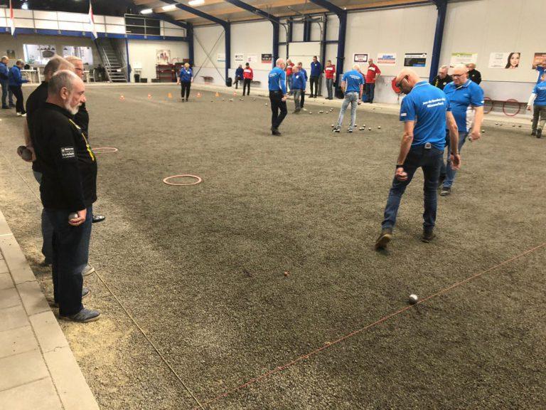 Vier petanque overwinningen voor JBC Nieuwerkerk