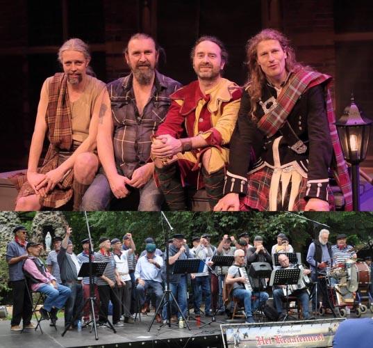 Keltisch muziekfestijn op Cultuurpodium Capsloc met Rapalje en Het Kraaiennest