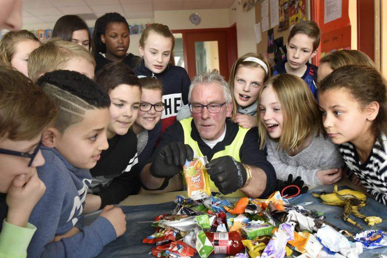 AFVALVRIJE SCHOOL van start op 24 scholen